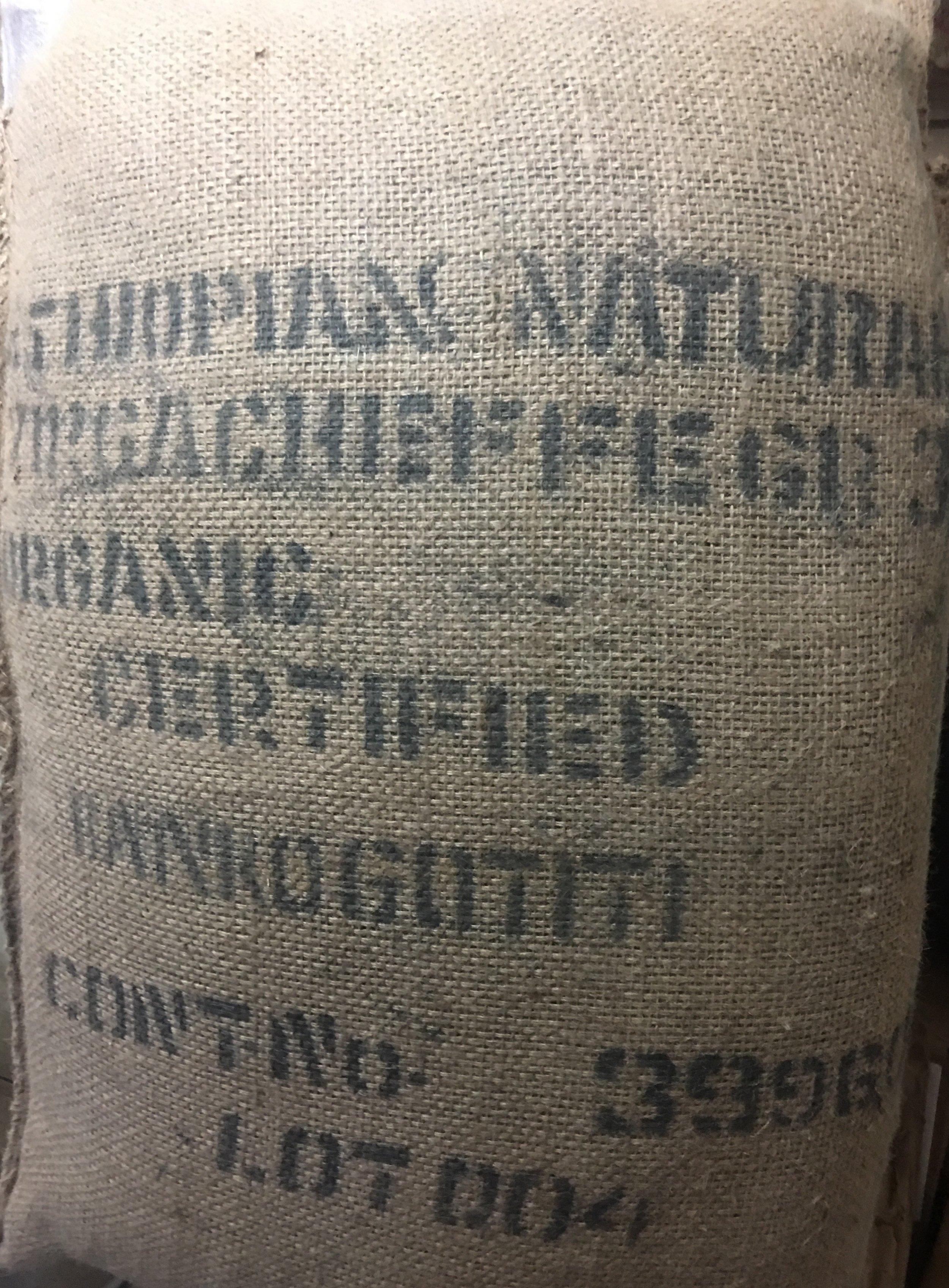 Usda Organic Fair Trade Coffee - Ethiopia Banko Gotiti - Sack
