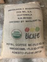 Usda Organic Fair Trade Coffee - Guatemala Huehuetenango Adiesto - BiCafe Sack