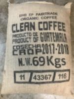 Usda Organic Fair Trade Coffee - Guatemala Huehuetenango Adiesto - Sack