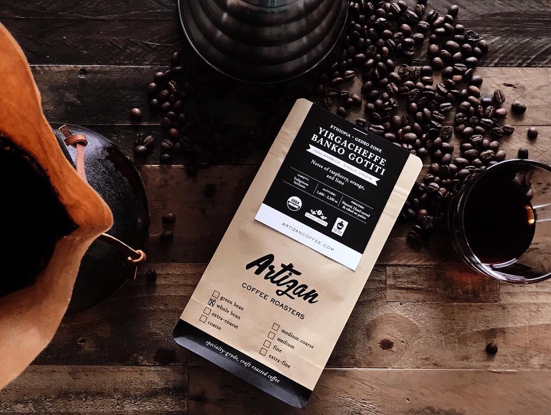 Beans & Ground - USDA Organic & FairTrade Coffees