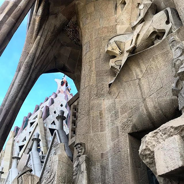 Finding all sorts of inspiration around this city #barcelona