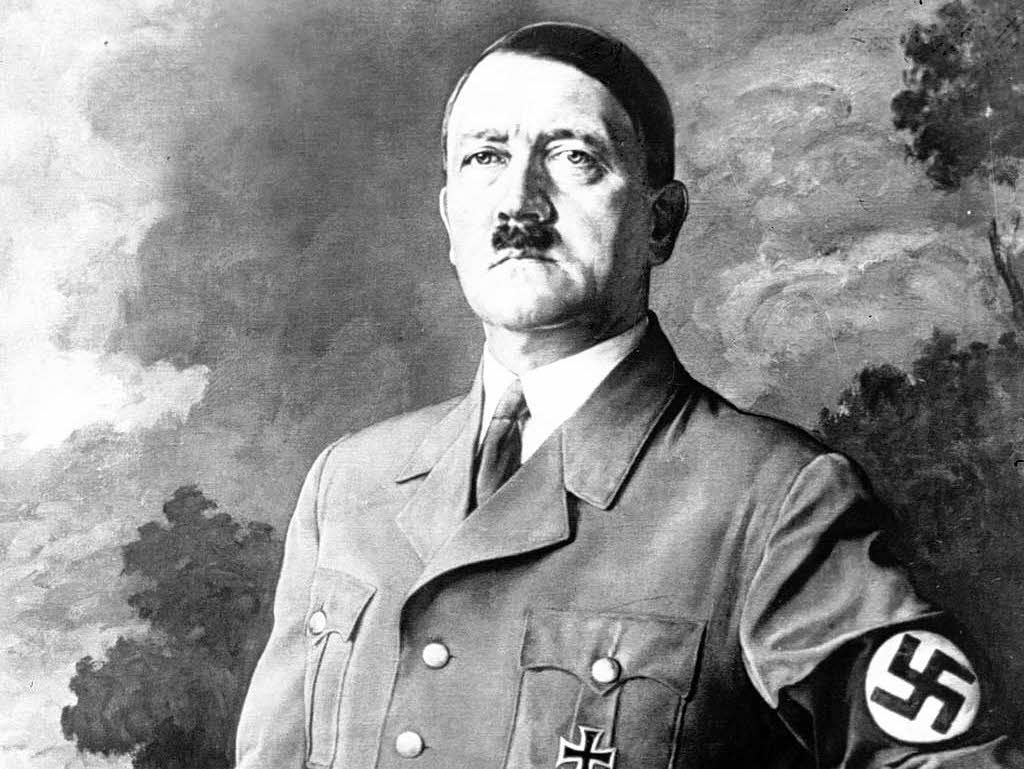 Adolf Hitler had a distinct fondness for Bavarian sausage, stuffed squab, and other non-vegan fare.