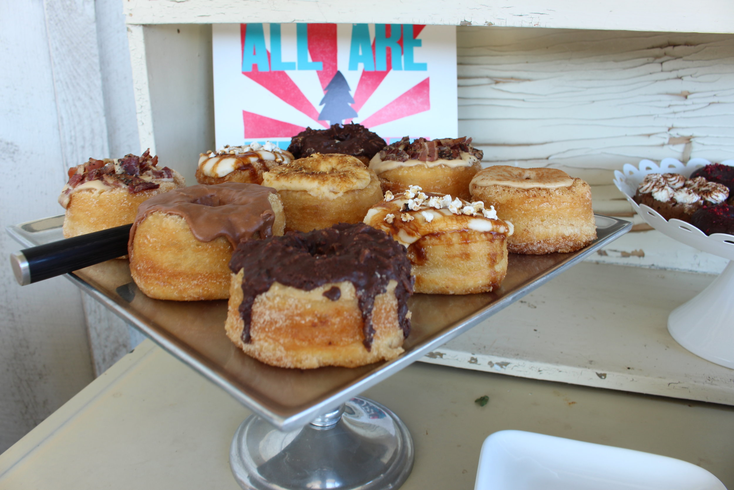 Nashville Treehouse Event Five Daughters Donuts