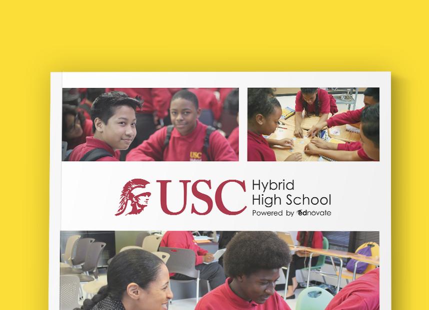 USC HYBRID HIGH SCHOOL