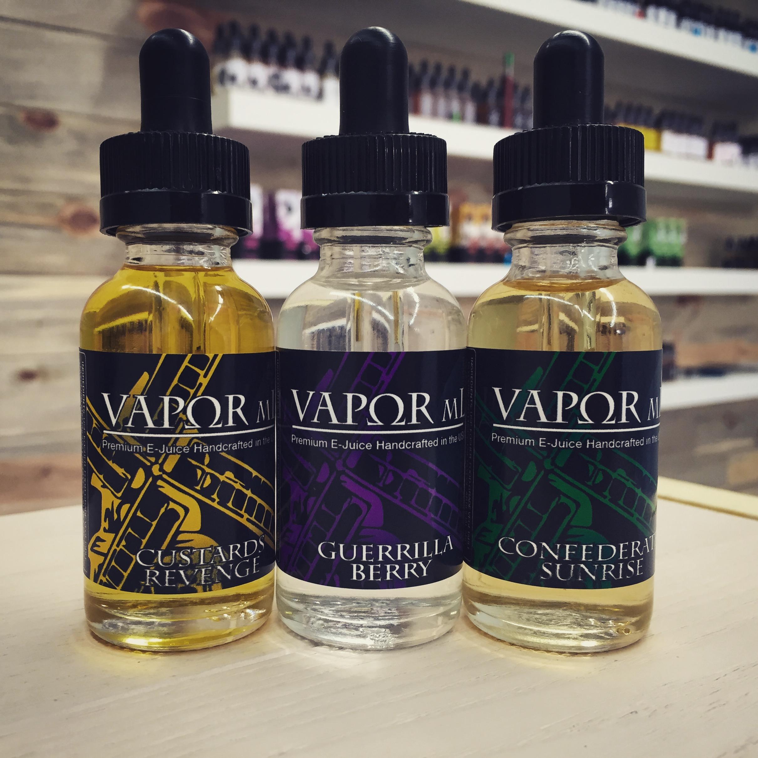 Vapor Mill E-Liquids