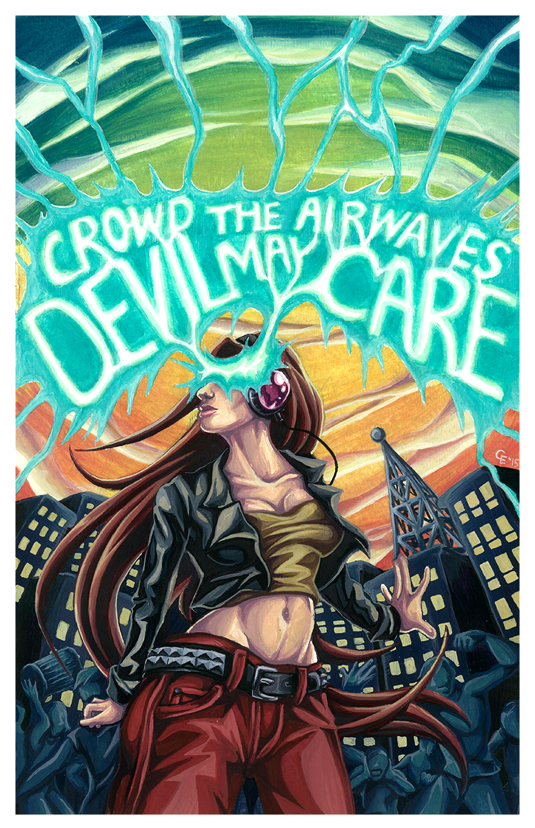 Crowd the Airwaves: Devil May Care