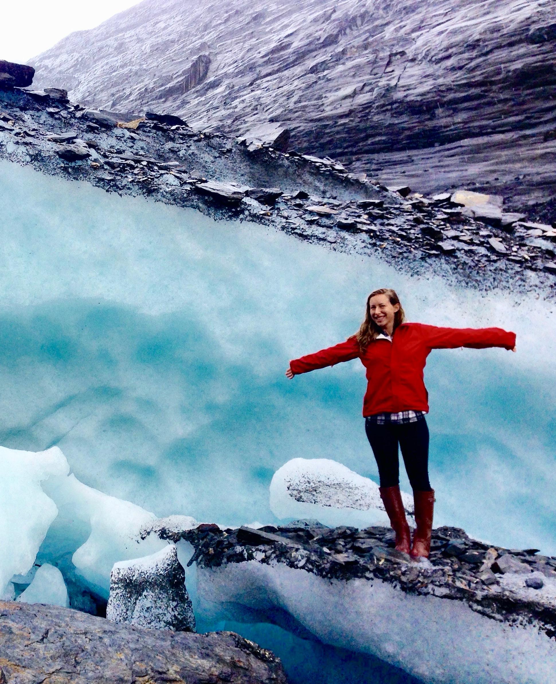 Worthington Glacier, AK