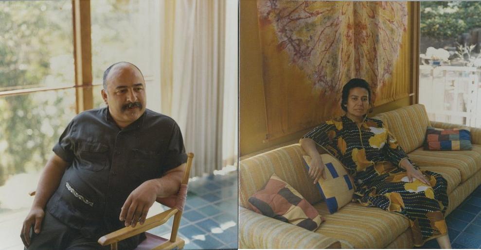Manuel and Alice Santana