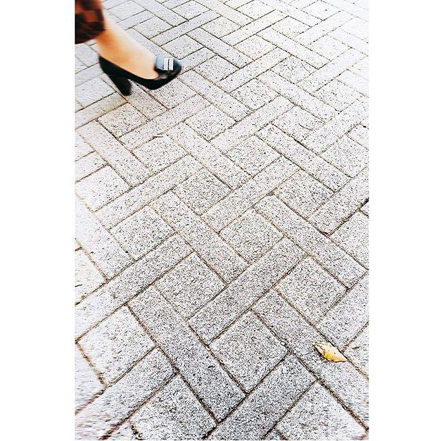 Day 292 | Best foot forward #citylife #pathways #lonelyleef #bestfootforward