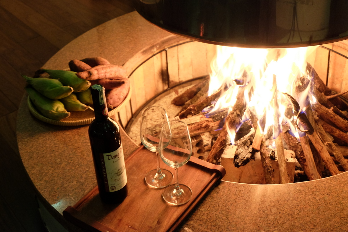 Bếp lửa tình yêu