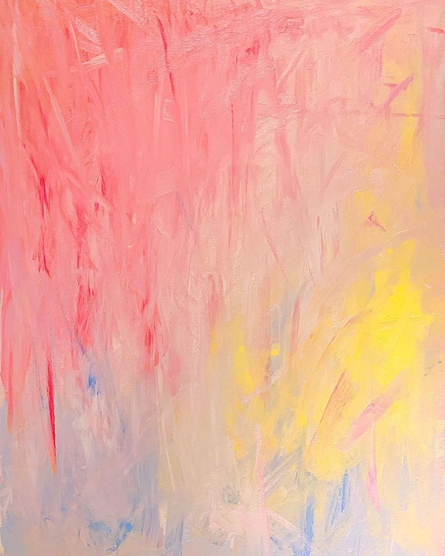 Anxiety left on canvas Inner peace beside madness  Soul Love Kindness Say hello self, meet Acceptance     #anxiety #abstractart #madness #abstract #painting #mindfulness #selfacceptance #poetry