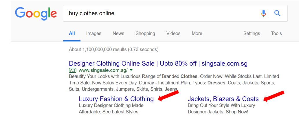 google serps buy clothes online.JPG