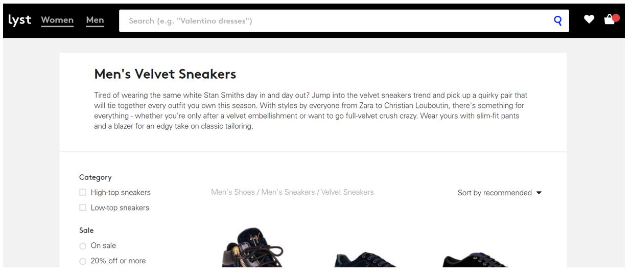 ecommerce store website for sneakers.JPG
