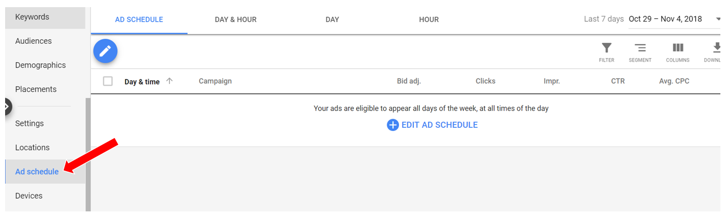 ad scheduling settings in google ads.PNG