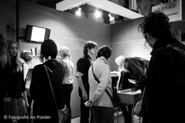 Sieraad Art Fair 2012 - Stand Liesbeth Busman