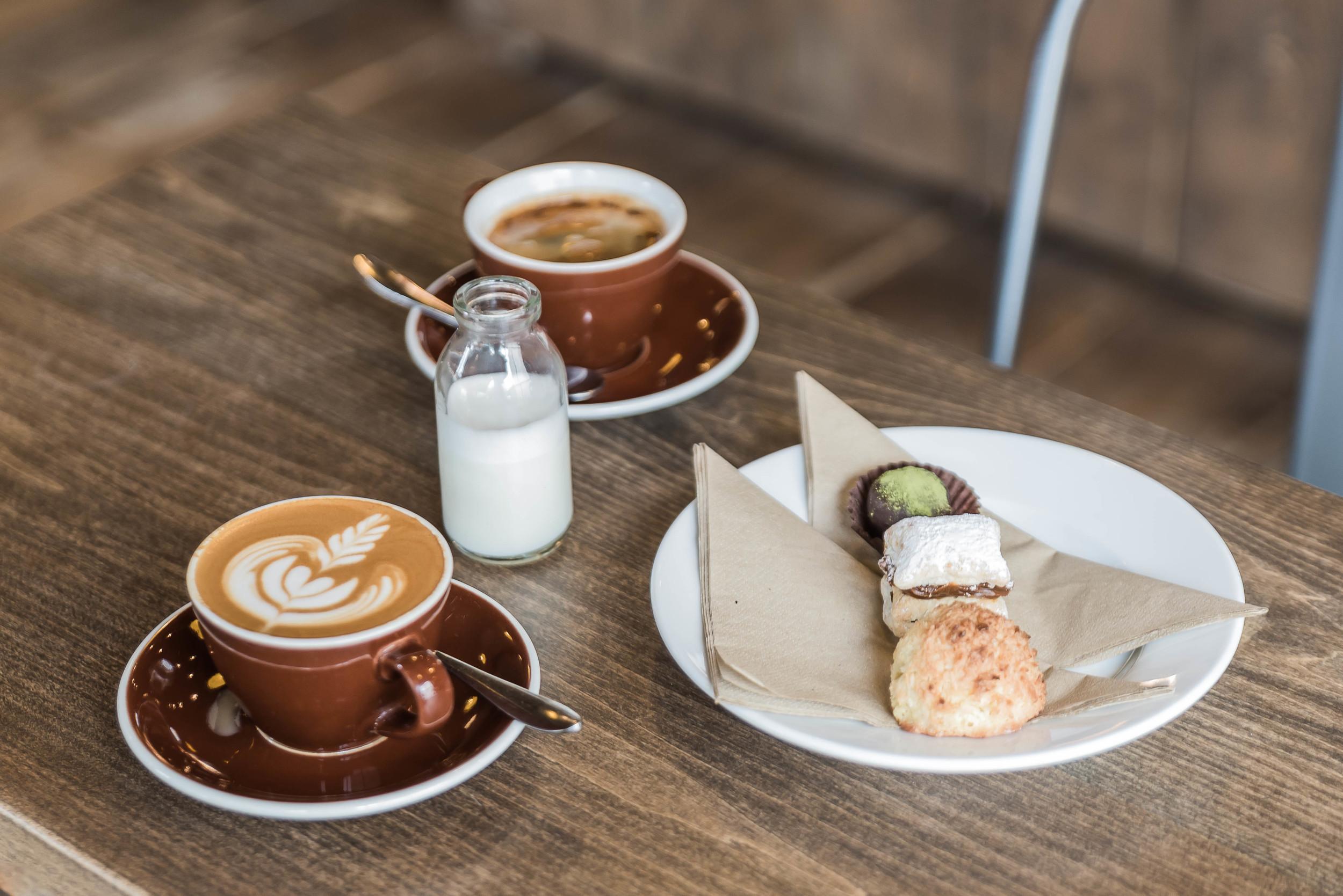 TAMP coffee - Flat white