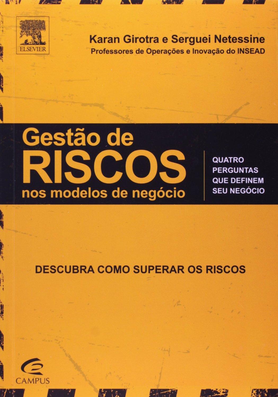 GESTÃO DE RISCOS NOS MODELOS DE NEGÓCIO
