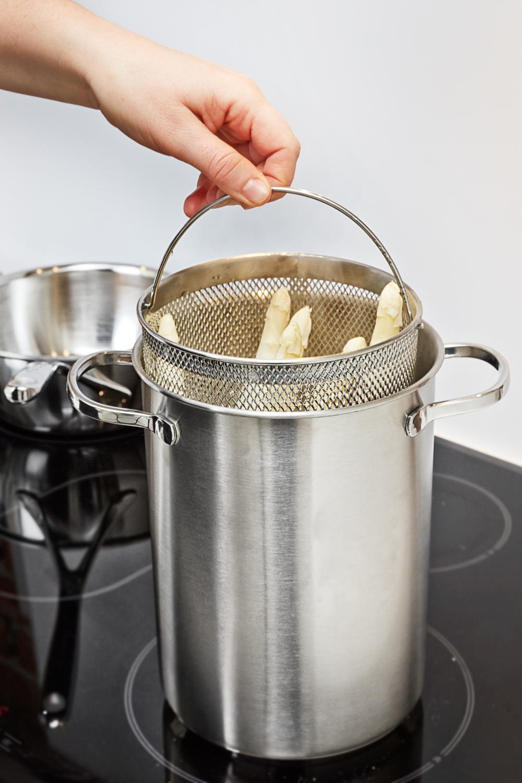 Demeyere asperge/pasta-koker