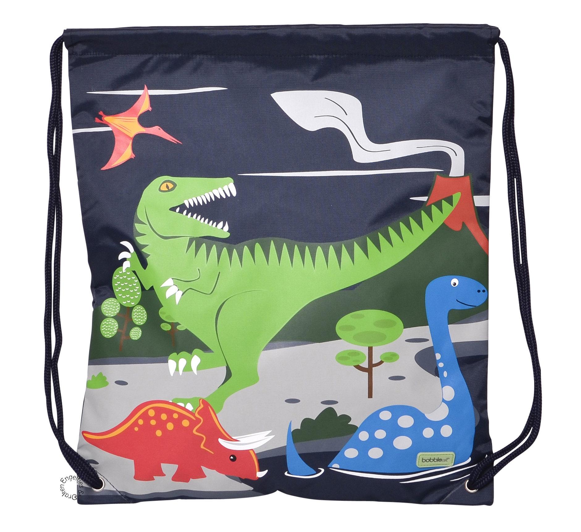 Bobble Art Dino zwem/turnzak