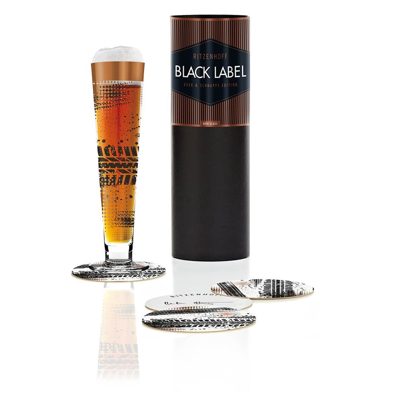 Ritzenhoff bier glas 19,95€