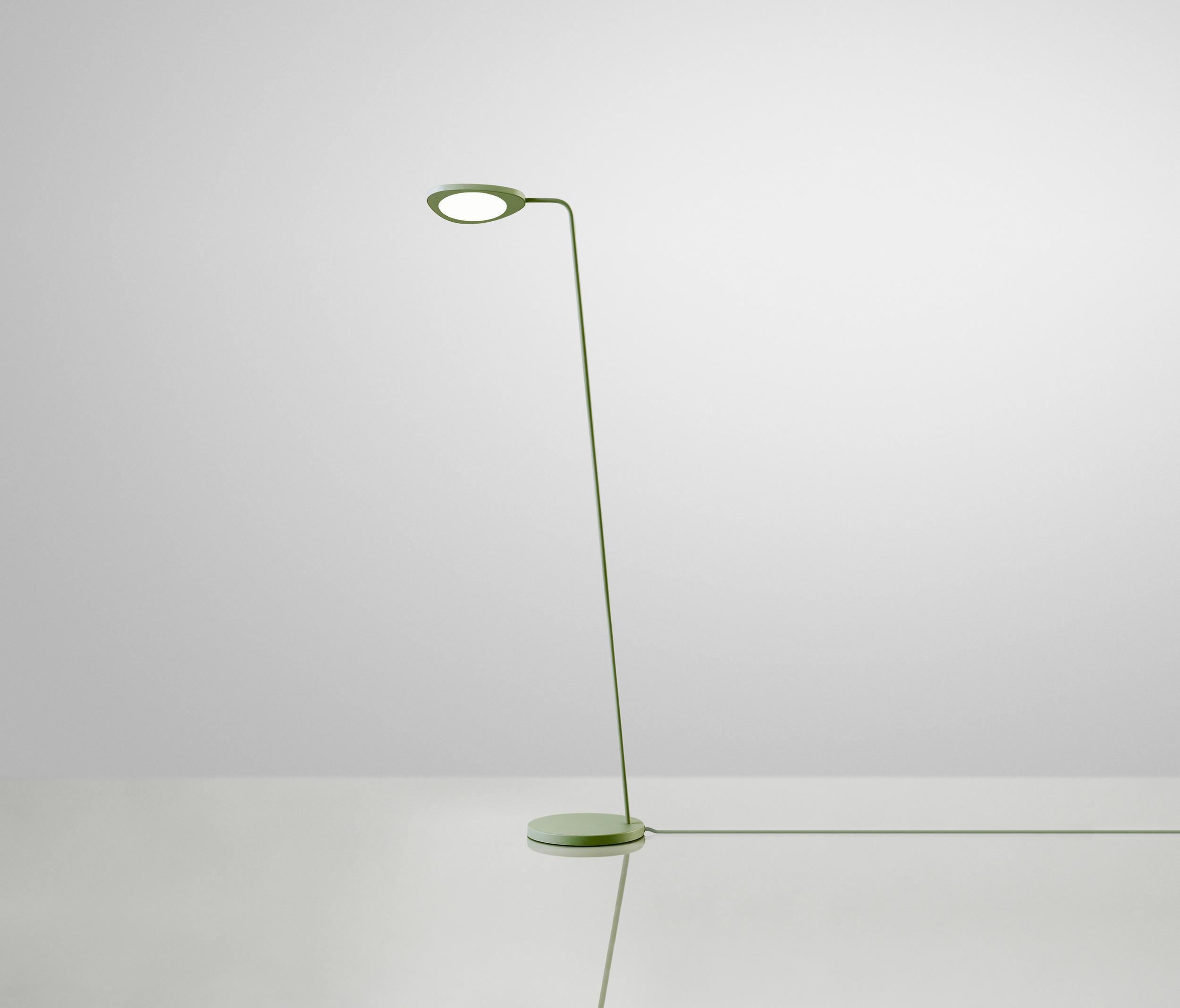 Muuto Leaf Floorlamp leeslamp