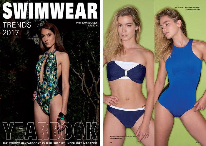 Clover Lewis Swimwear  Jump Bikini , featured alongside Stella Mccartney