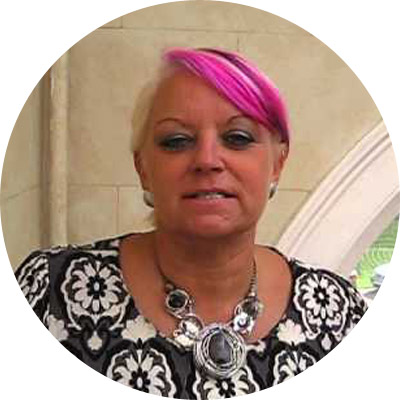 Pauline Giles, mastectomy swimwear testimonial