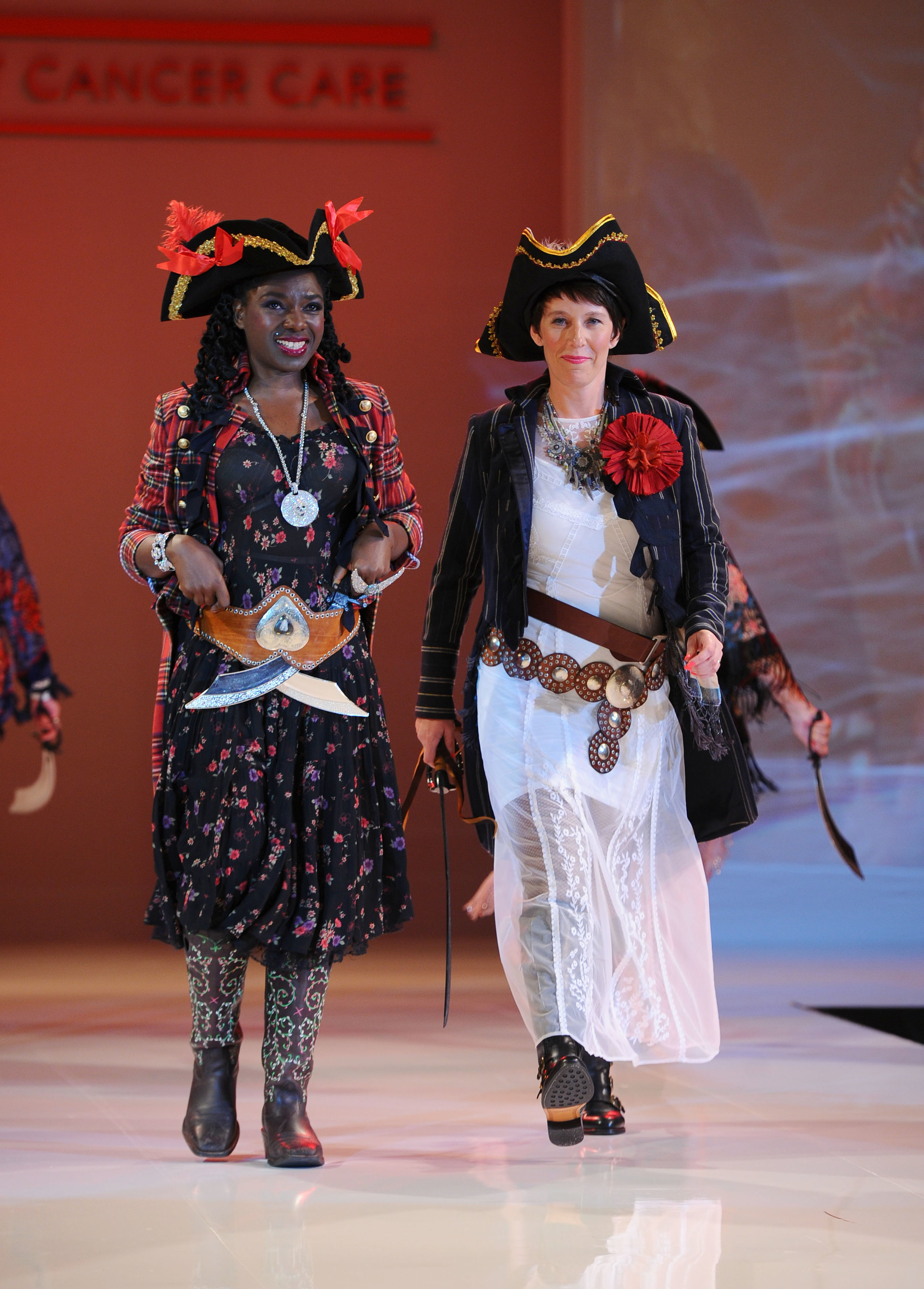 I never in a million years thought I would enjoy dressing like a pirate, but I loved it!