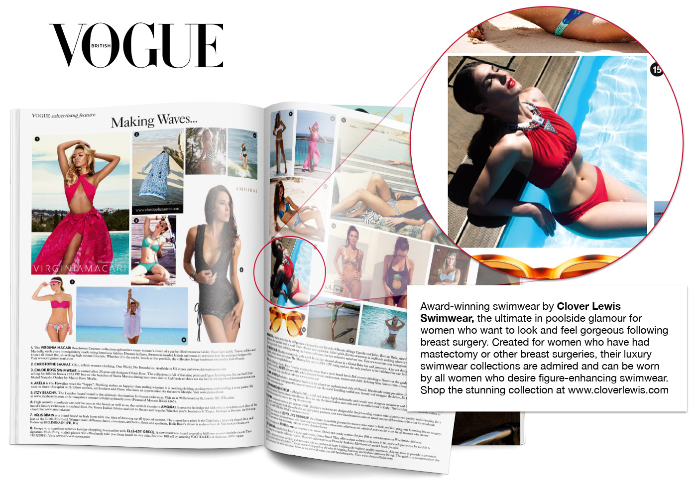 As Seen In... VOGUE