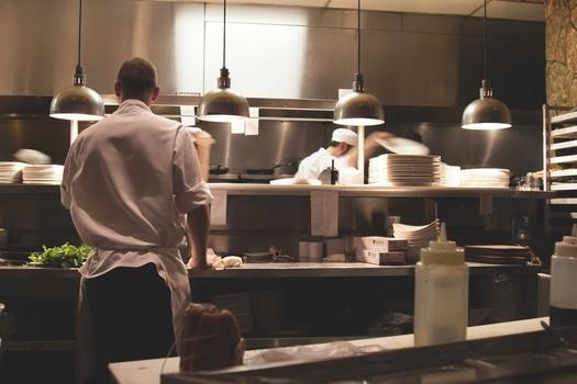 restaurant - kitchen