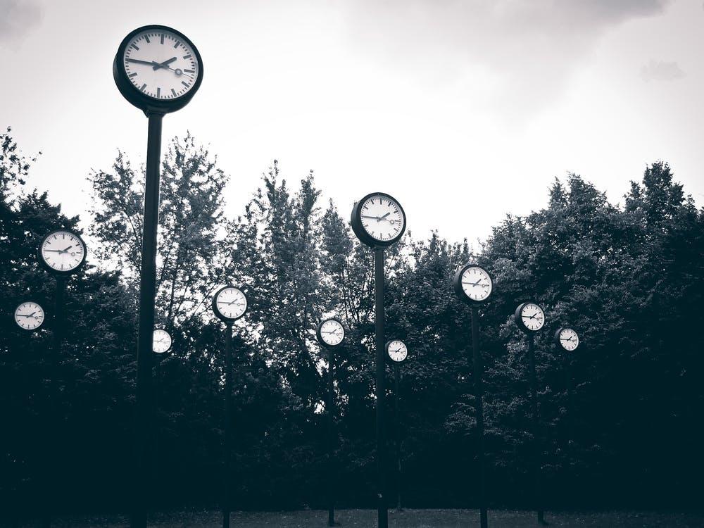 many-clocks