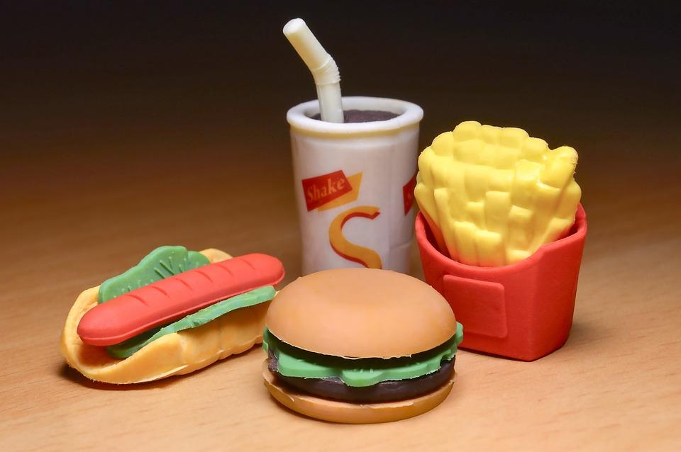 fastfood-english-set