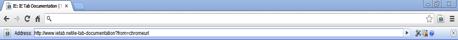 URL bar appears