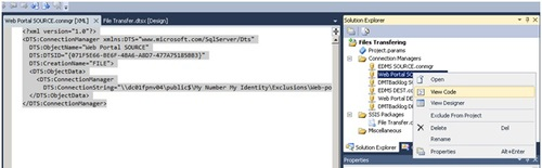 ETL with Microsoft SSIS: First steps and common issues - Clariba website