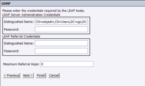 Ldap Get Password