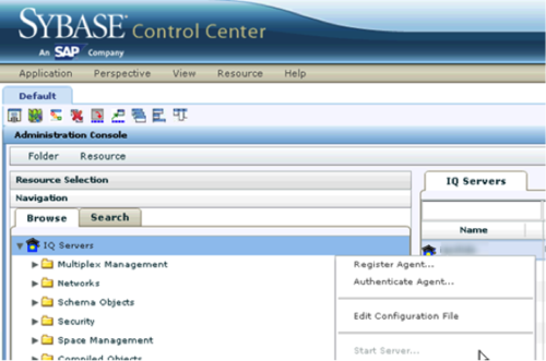 How to generate SAP IQ database licensing? - Clariba website
