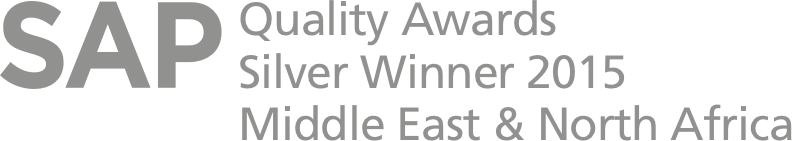 SAP Quality Awards Silver Winner