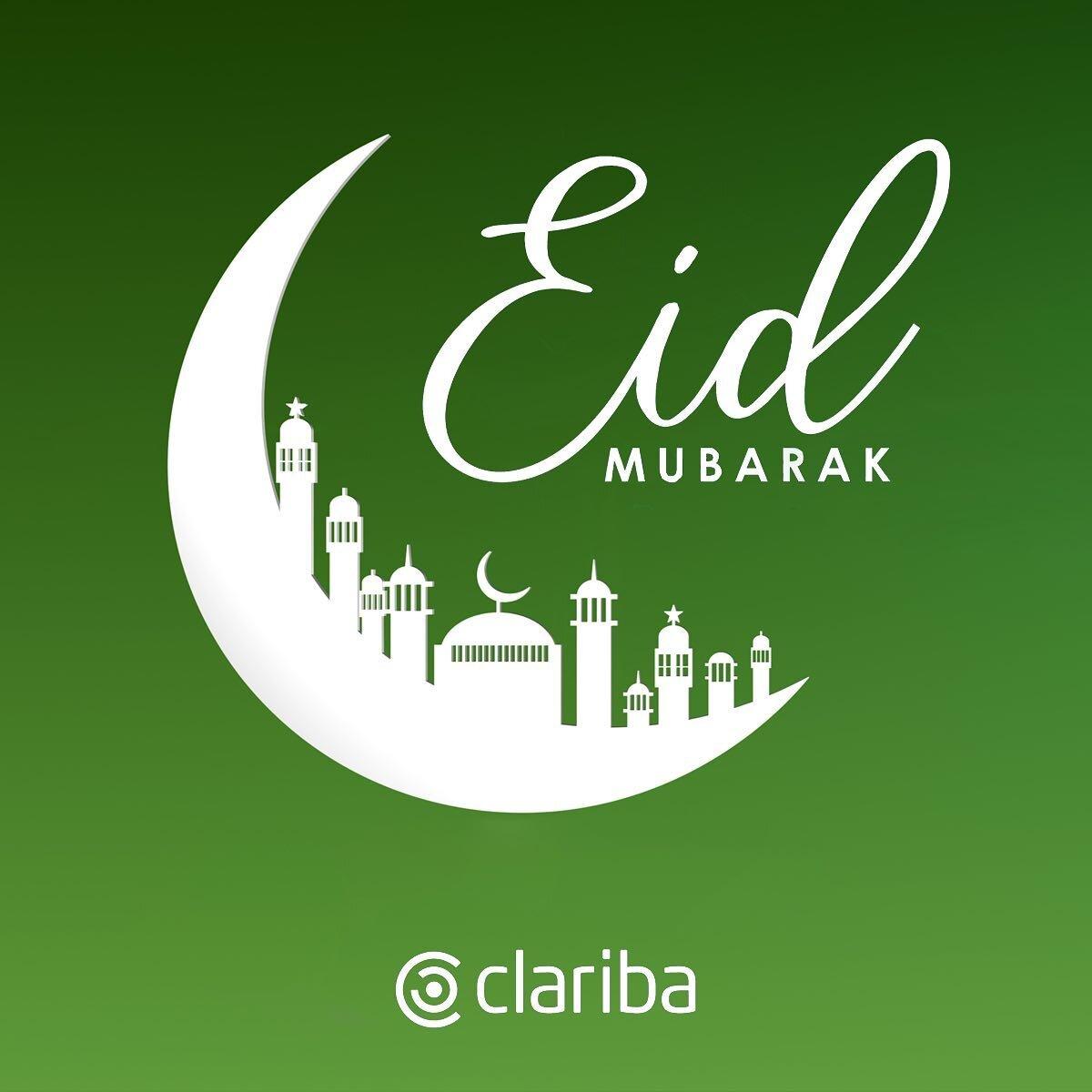 Eid Mubarak! Wish you all a very happy and peaceful Eid. 🌙 #EidMubarak #EidAlFitr #eid #eid2021