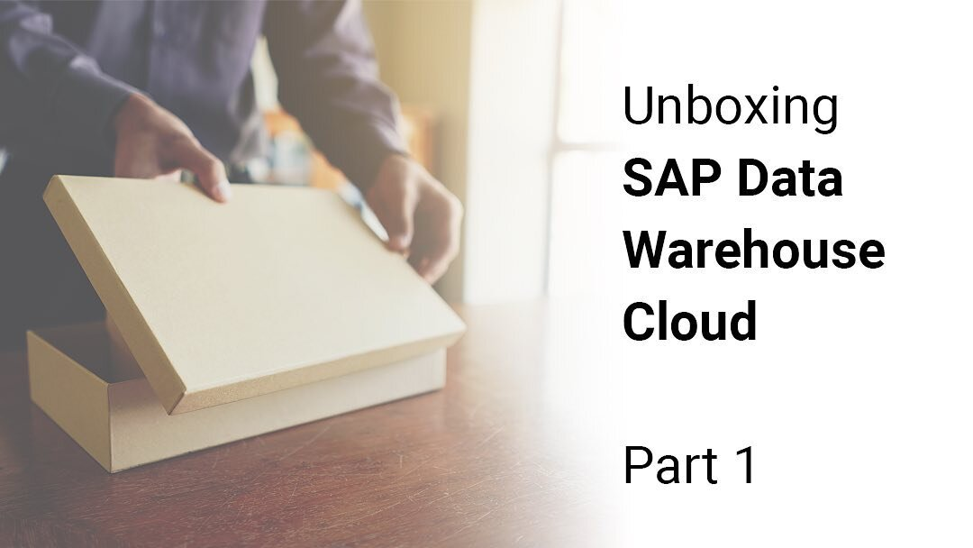 This week, we're launching a new series of 7 articles exploring #SAPDataWarehouseCloud. First, we take a look at how SAP DWC is positioning itself as a game-changer in the Business Intelligence space. 🔎 Check out the link in bio.  #DataWarehouse #SAPDWC #BusinessIntelligence #WarehouseCloud #DataModels #CloudSolution #DecisionMaking #CloudSolution #DigitalTransformation #clariba @sap