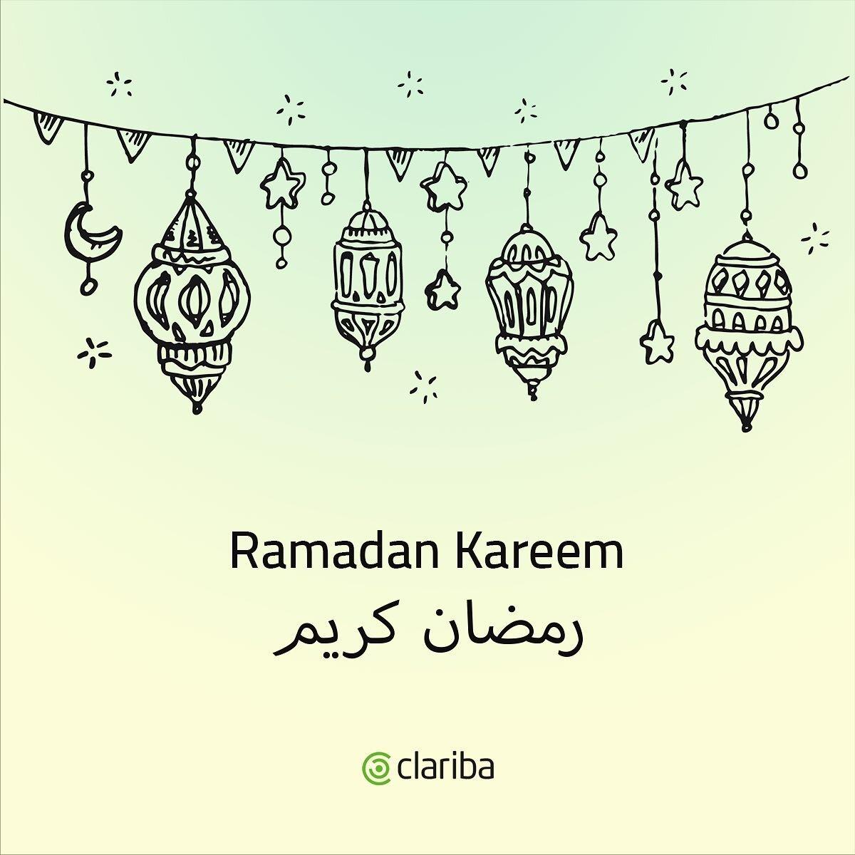 Wishing you and your family a blessed Ramadan! 🌙 #ramadan #ramadankareem #ramadan2021