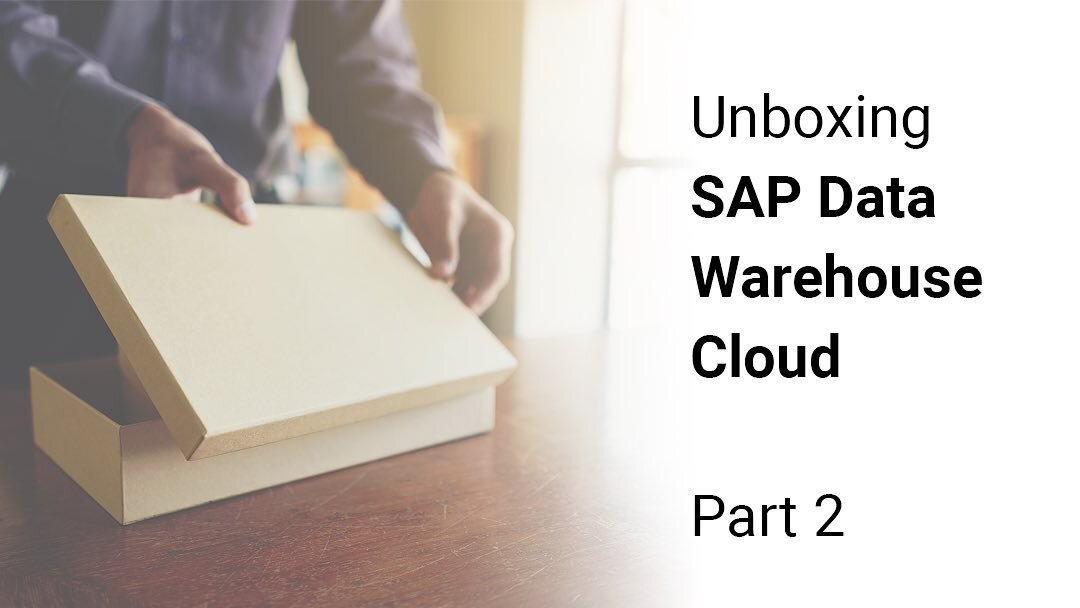 In our second article of the series, we look at SPACES - a transformational concept within the SAP Data Warehouse Cloud that enables centralized data governance with easy access for subteams.  🔎Check out the link in bio. @sap @sapspain #SAPDataWarehouseCloud #SAPDWC #spaces #datagovernance #datawarehouse #technology