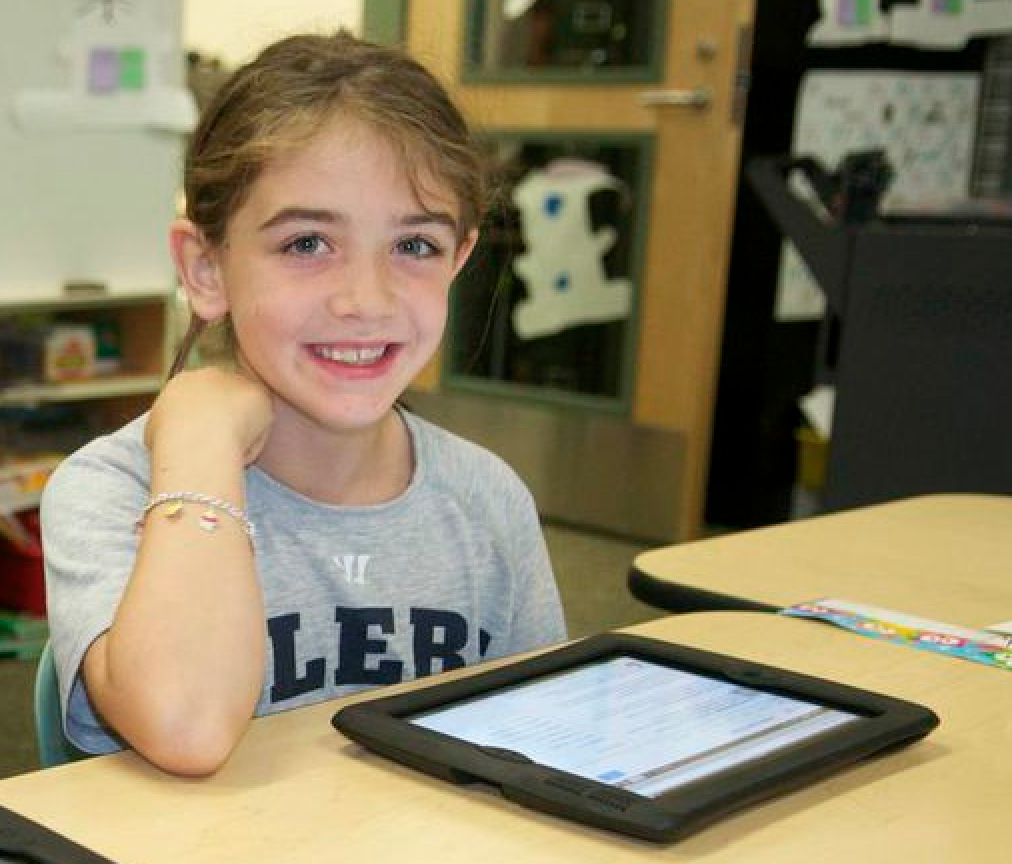 iPads in our classrooms and for our teachers