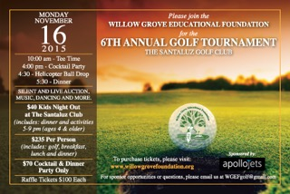 Golf Tournament 2015 Blog