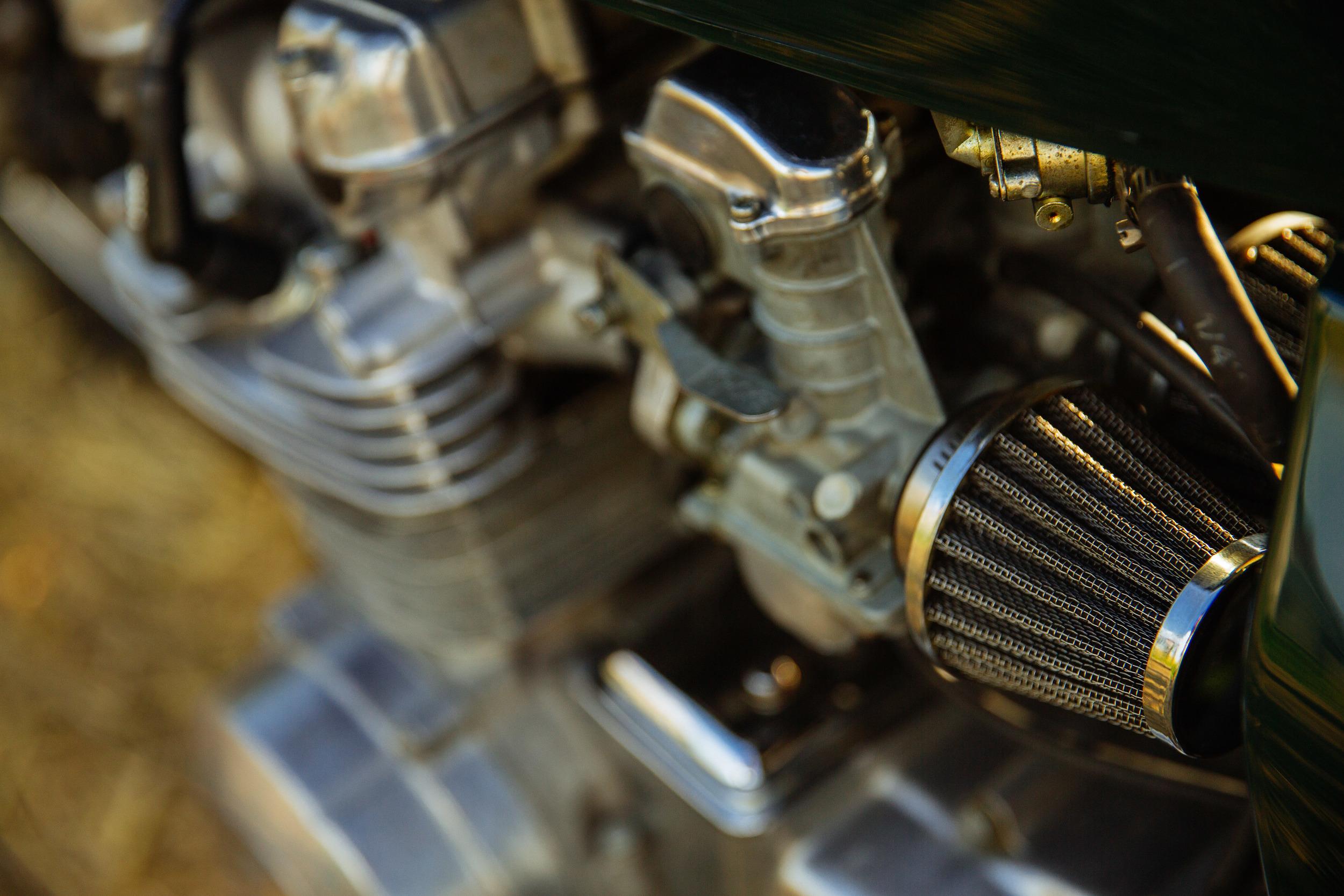 Kawasaki Kz650 Parts on