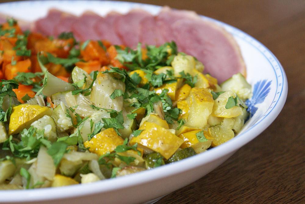 légumes sans gluten