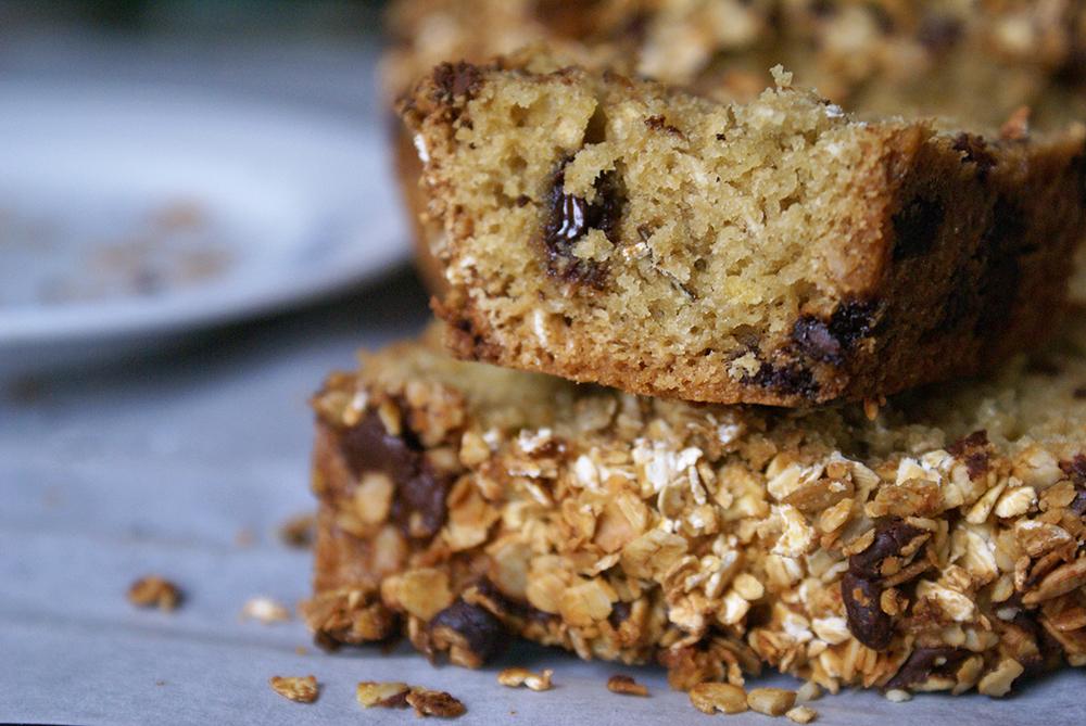 granola cake sans gluten ni lait