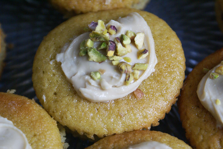 dairy free cupcake