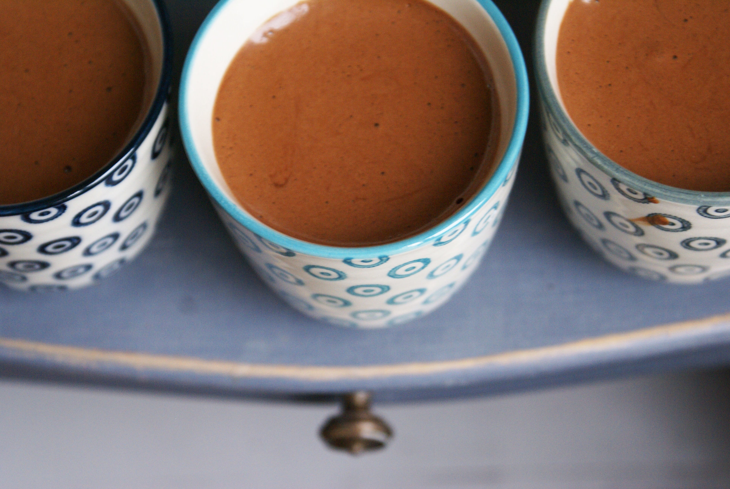 mousse au chocolat sans gluten