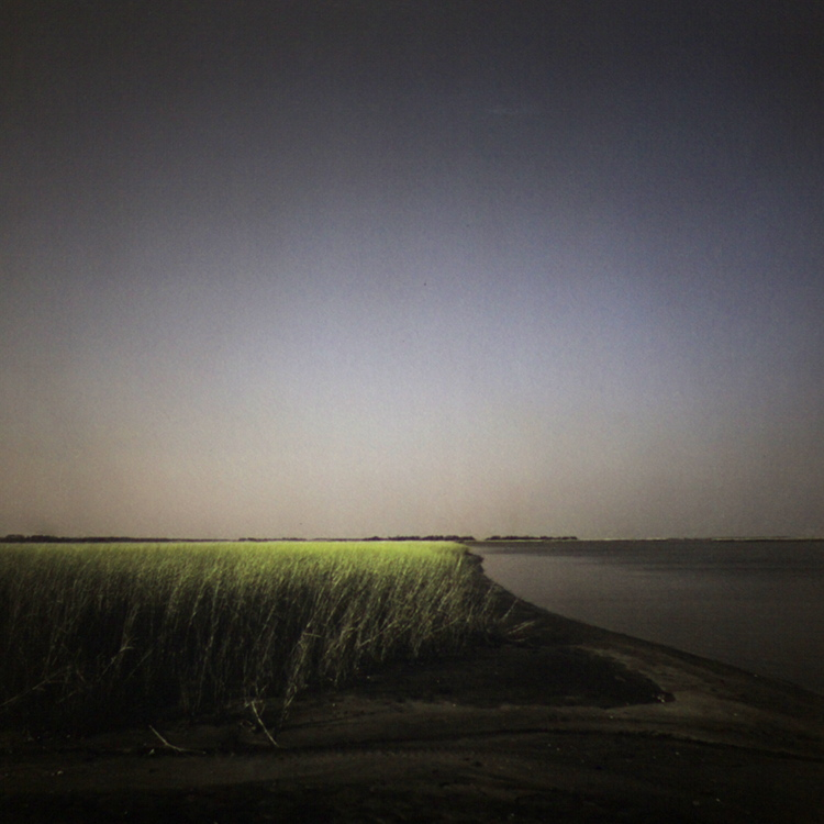 CAPE FEAR  , from the  Landscape  series. Platinum over pigment print. Limited Edition 5/10