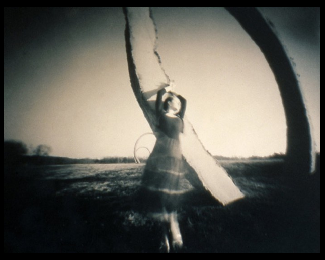 Girl in Park ©Diana H . Bloomfield